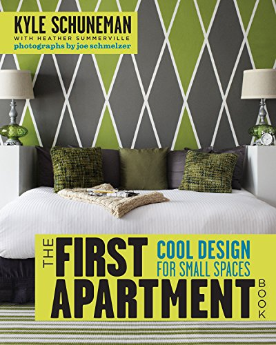 Star designer Kyle Schuneman offers bold ideas for achieving big style in small spaces—on any budget.A first apartment allows you to finally do what you want with your own space, but it can be tricky to decorate. Luckily, twenty-seven-year-old decora...