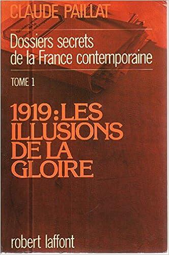 Lire en ligne Dossiers secrets de la France contemporaine pdf, epub