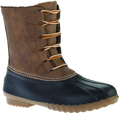 Portland Boot Company Duck Duck Boot Mid Deluxe (Women's) hFAvsmM
