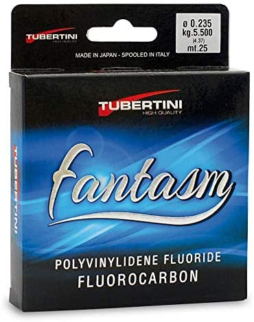 Hilo de Pesca Fantasm 0,330 mm 25 m fluorocarbono Ideal para Todas ...