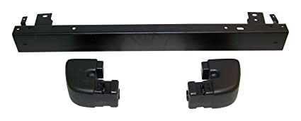 e1e49aff64d10 Crown Automotive 5ED18T3XK Rear Bumper Kit for Jeep Wrangler/TJ