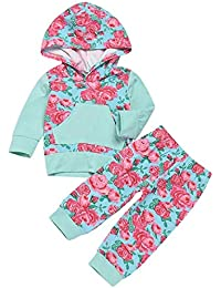 541037f895f99 ... Hooded Keep  100% top quality 1a6b7 c53b1 Infant Toddler Baby Boys Girls  Clothes Outfit Set Fall Winter ...