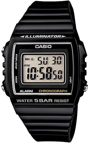 Casio STANDARD Men's Watch W-215H-1AJF (Japan Import)
