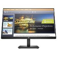 HP P224 21.5 Inch Full HD LED LCD Monitor - HDMI - DisplayPort - 1920 x 1080, Black