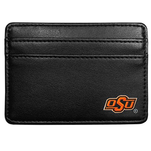 Siskiyou NCAA Oklahoma State Cowboys Weekend Wallet, Black