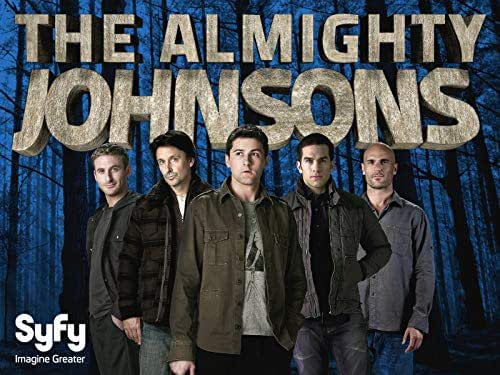 The Almighty Johnsons Season 1