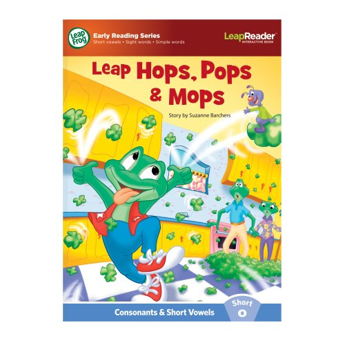 LeapReader Leap Hopes,Pops & Mops
