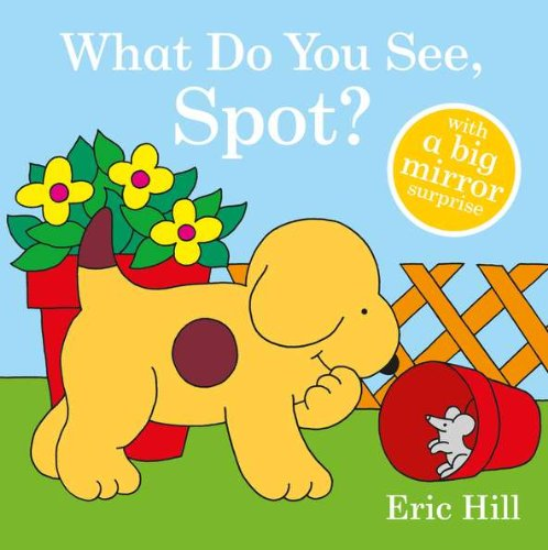 What Do You See Spot