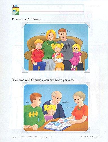 Social Studies, New Edition - Grade K5 (A Beka Book): Amazon.com ...