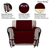 Easy-Going Micro Suede Sofa Slipcover Oversized