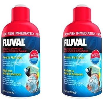 Fluval Biological Enhancer for Aquariums (2 Pack)
