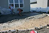 Plastic Flex Forms for Concrete Flatwork & Curbs