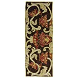 Cotton Craft - Lotus Hand Beaded Table Runner - 13x36 Inches - Rich hues of Chocolate, Gold, Red, & Ivory - Truly one of a kind - Hand made by skilled artisans - A beautiful complement to your dinner table décor - Spot Clean Only