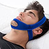 Markmesafe Anti Snore Chin Strap,Natural & Instant Stop Snoring Solution and Comfortable Sleep Aid Device with Adjustable Strap for You - 2 Pack