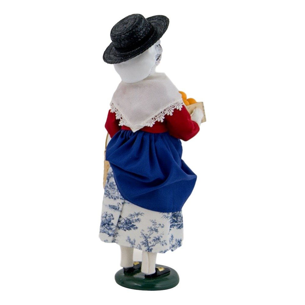 Byers Choice Ltd. Woman Fruit Vendor 4321D