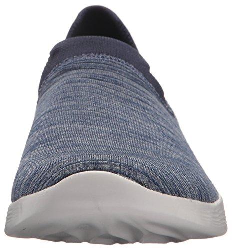 Skechers Womens You Zen Sneaker Navy