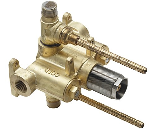 (California Faucets TH52-R StyleTherm Thermostatic Rough Valve)