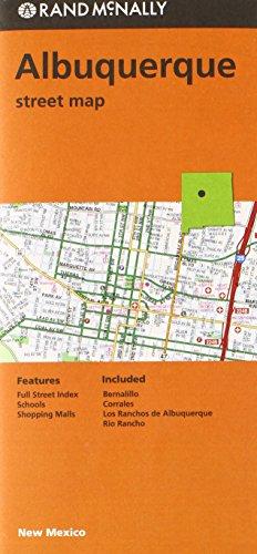 Rand McNally Albuquerque Street Map (Albuquerque Street Map)