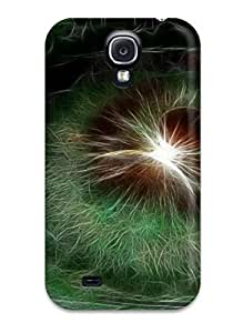 MichaelTH Perfect Tpu Case For Galaxy S4/ Anti-scratch Protector Case (abstract Fractalius) by lolosakes