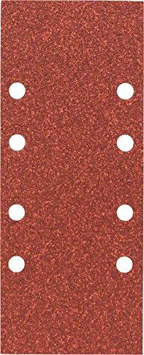Bosch 2 608 605 226 - Juego de hojas lijadoras, 10 piezas - 93 x 230 mm, 60 (pack de 10) 2608605226
