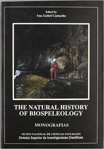Kindle descarga de libros electrónicos ipad The natural history of biospeleology (Monografías del Museo de Ciencias Naturales) PDF FB2 iBook 8400072804