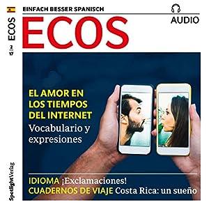 ECOS audio - El amor en los tiempos del internet. 2/2017 Hörbuch