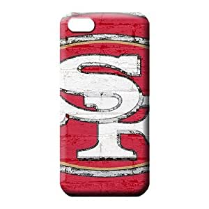 iphone 5c Popular Snap-on Cases Covers Protector For phone phone case skin San Francisco 9ers nfl football logo