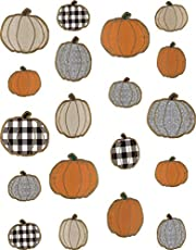 Teacher Created Resources Home Sweet Classroom Pumpkins Accents - Assorted Sizes
