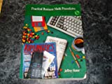 Practical Business Math Procedures, Slater, Jeffrey, 0256193819