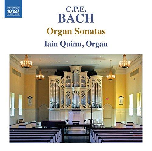 - C.P.E. Bach: Complete Organ Sonatas