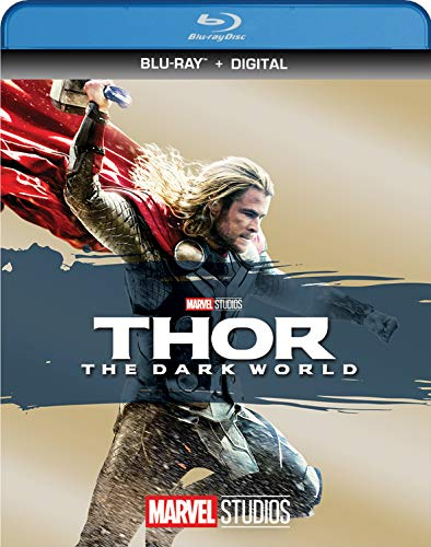 THOR: THE DARK WORLD [Blu-ray] (The Most Powerful Drug In The World)