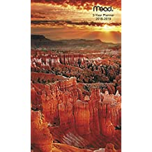 2018 Scenic 2-Year Pocket Planner / Calendar (Mead): Design Will Vary