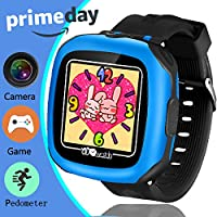 Smartwatch Pedometer Digital Children Learning Benefits