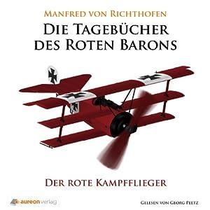 Der rote Kampfflieger Hörbuch