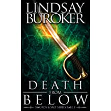Death from Below (Swords & Salt, Tale 3) (Swords and Salt)