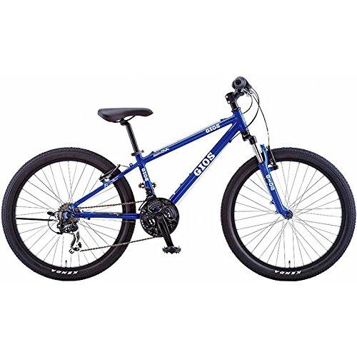 GIOS(ジオス) 子供用自転車 GENOVA 24 (ジェノア24) GBL/ジオスブルー B00RAZVPSY