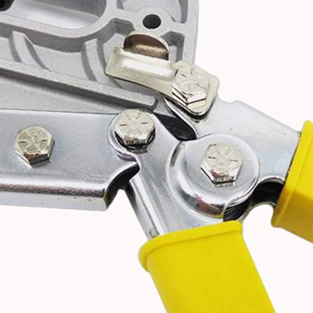 joyMerit Metal Stud Crimper Punch Lock Framing Fastening Crimping Hand Tool 245mm