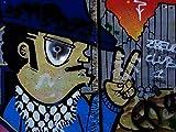 Clip:  Graffiti in Ramallah