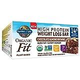 Best Organic Almonds - Garden of Life Organic Fit Bar Chocolate Almond Review