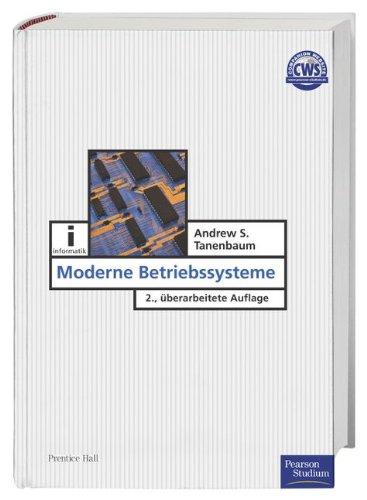 Modern Betriebssysteme (German Edition)