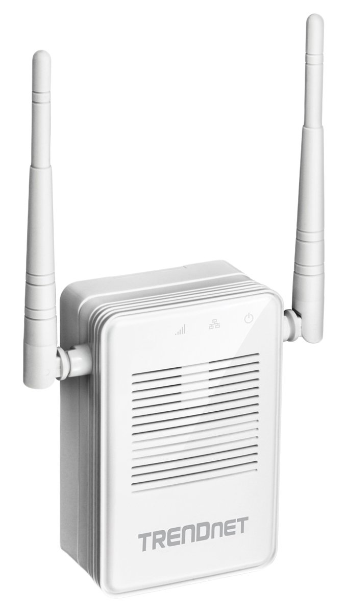 TRENDnet TEW-822DRE TEW 822DRE AC1200 WiFi Range Extender - Wi-Fi range extender - GigE - Wi-Fi - Dual Band