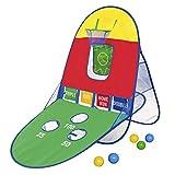 Playhut 3-in-1 Sports Arcade Playhouse