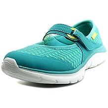 Easy Spirit e360 Mariel Women US 7.5 Blue Walking Shoe