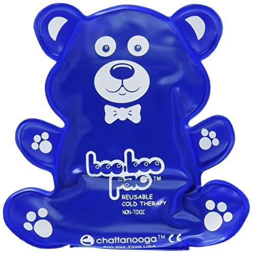 - Chattanooga ColPac Cold Therapy, Blue Vinyl, Pediatric Boo Boo Cold Pack