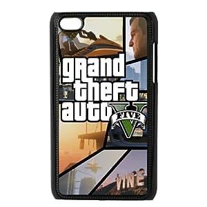 Ipod Touch 4 Phone Case Grand Theft Auto C-C630358