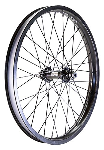 Eastern Bikes BMX Eastern Throttle OEM Front Wheel, (Eastern Rim)