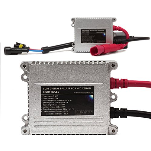 "Kensun Ballasts ""Various Options"" - 2 ""Slim"" Digital Ballasts - 2 Year Warranty"