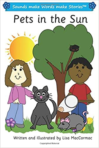 Amazon com: Pets in the Sun: Sounds make Words make Stories