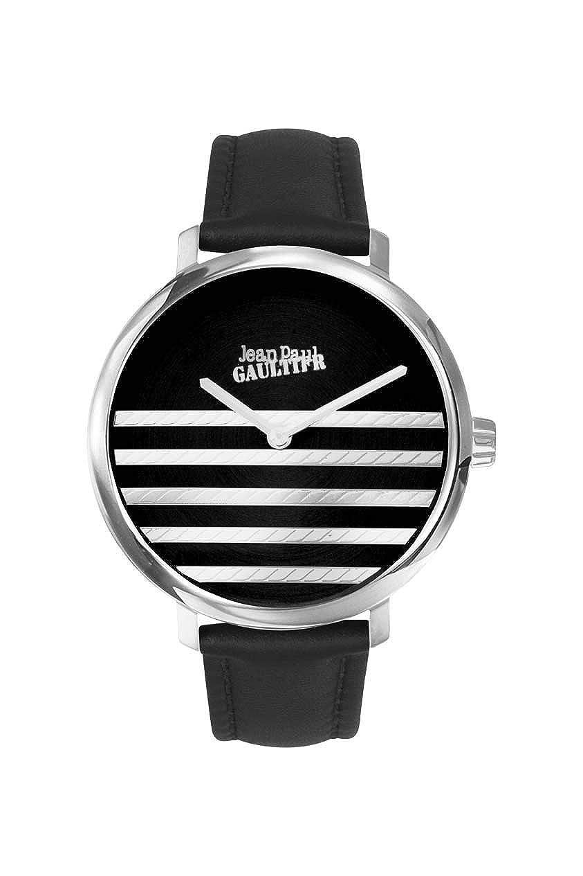 Jean Paul Gaultier - Reloj de Mujer Mini Glam Navy, 28 mm, 5 ATM, 8506111: Amazon.es: Relojes