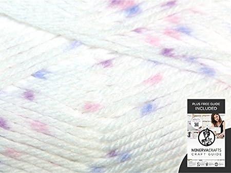 Sirdar diseño de lunares de peluche con proyector de lana para ...